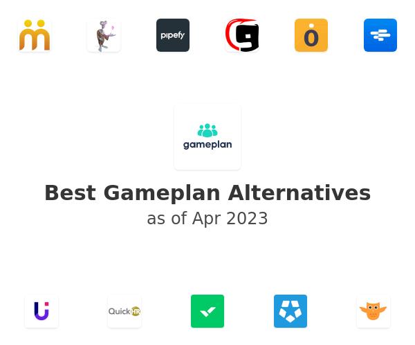 Best Gameplan Alternatives