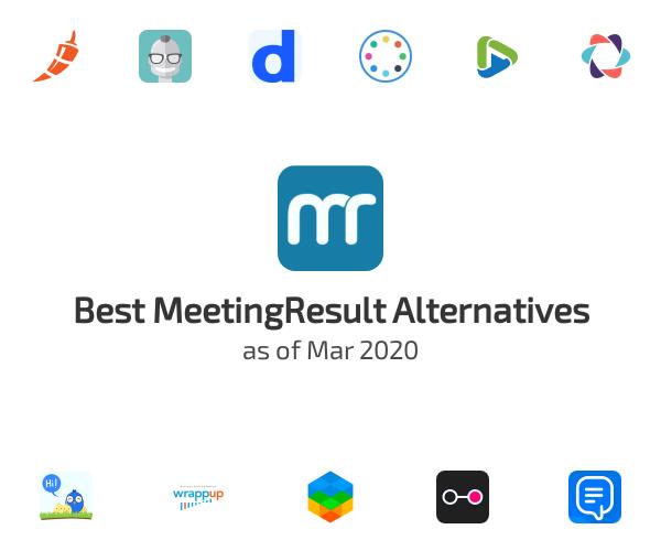 Best MeetingResult Alternatives