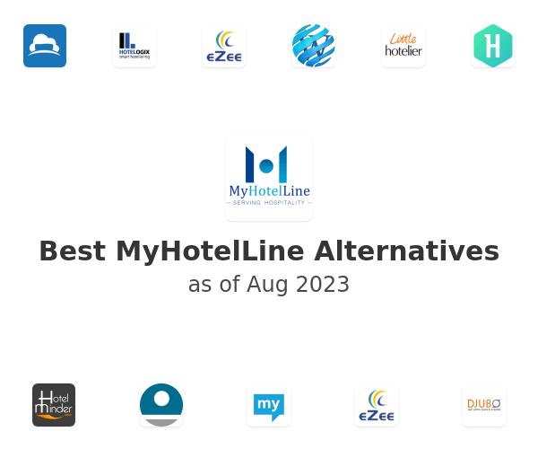 Best MyHotelLine Alternatives
