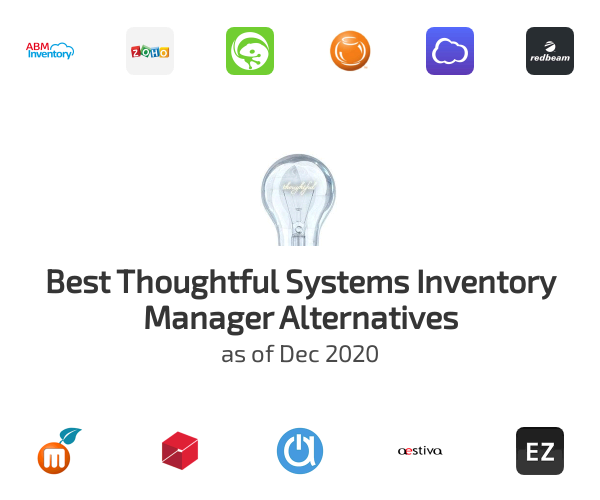 Best Thoughtful Systems Inventory Manager Alternatives