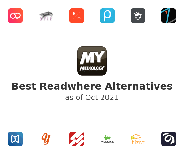 Best Readwhere Alternatives