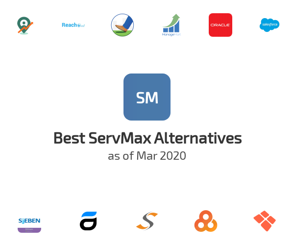 Best ServMax Alternatives