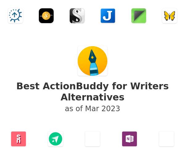 Best ActionBuddy for Writers Alternatives