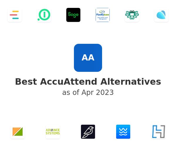 Best AccuAttend Alternatives