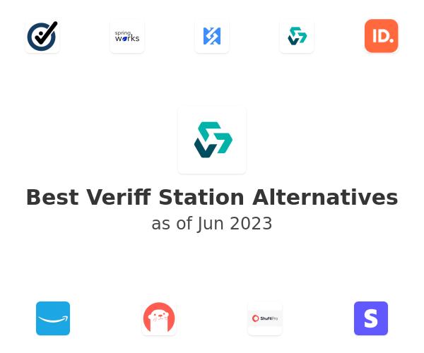 Best Veriff Station Alternatives