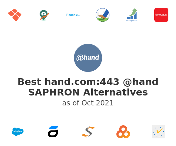 Best @hand SAPHRON Alternatives