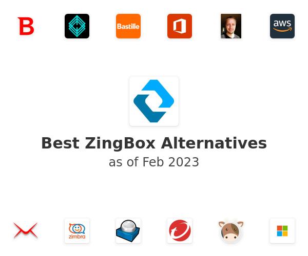 Best ZingBox Alternatives