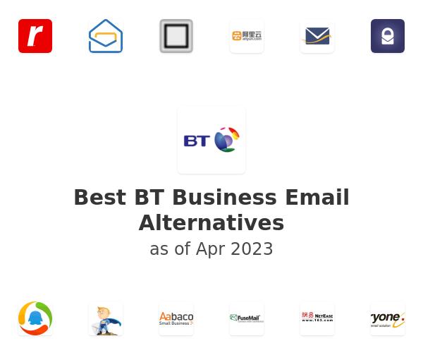 Best BT Business Email Alternatives
