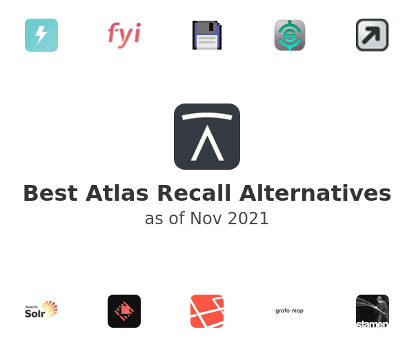 Best Atlas Recall Alternatives