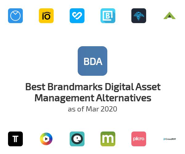 Best Brandmarks Digital Asset Management Alternatives
