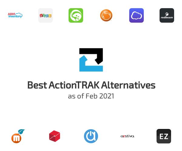 Best ActionTRAK Alternatives
