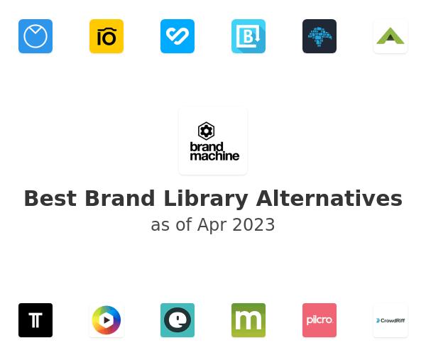 Best Brand Library Alternatives