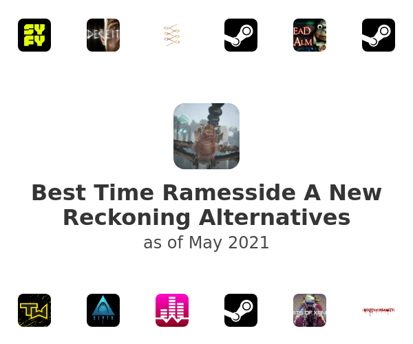 Best Time Ramesside A New Reckoning Alternatives