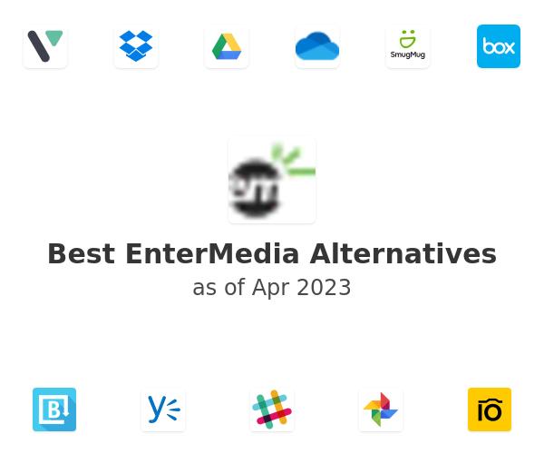 Best EnterMedia Alternatives