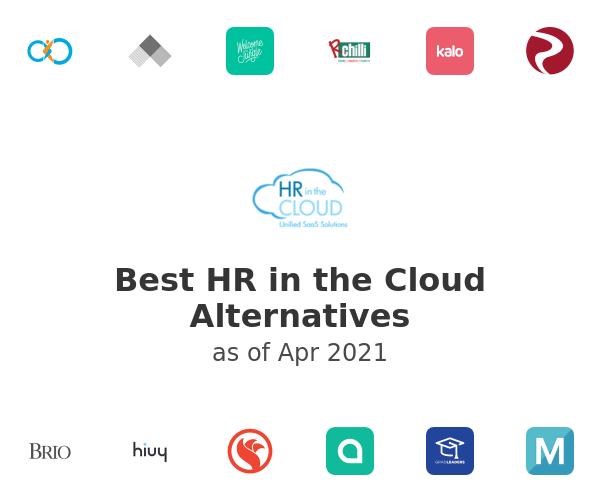 Best HR in the Cloud Alternatives