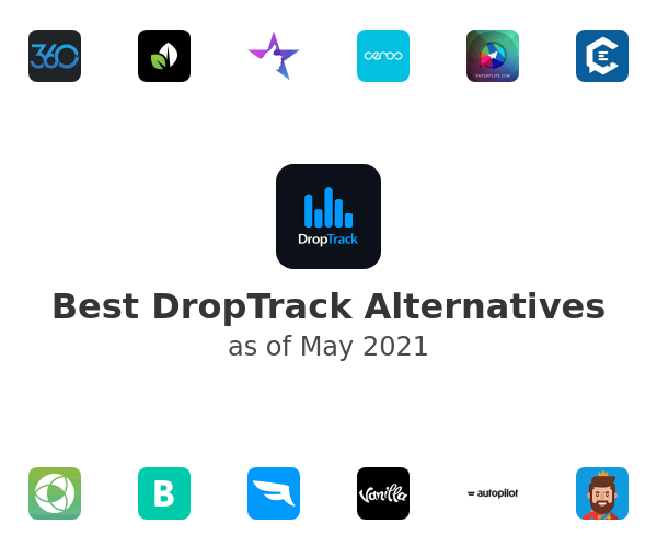 Best DropTrack Alternatives