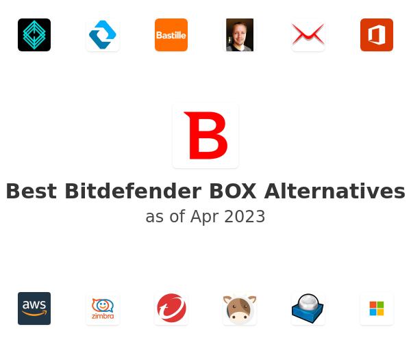 Best Bitdefender BOX Alternatives