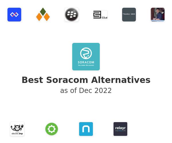 Best Soracom Alternatives