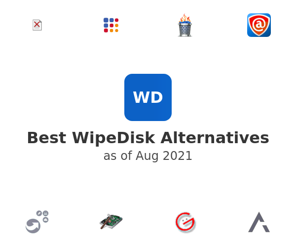 Best WipeDisk Alternatives