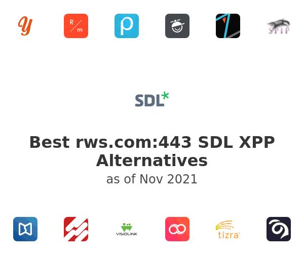 Best SDL XPP Alternatives
