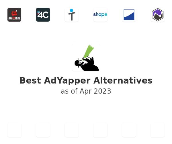 Best AdYapper Alternatives