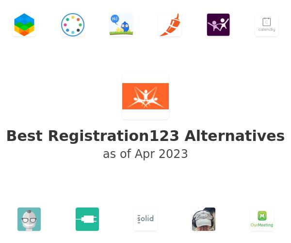 Best Registration123 Alternatives