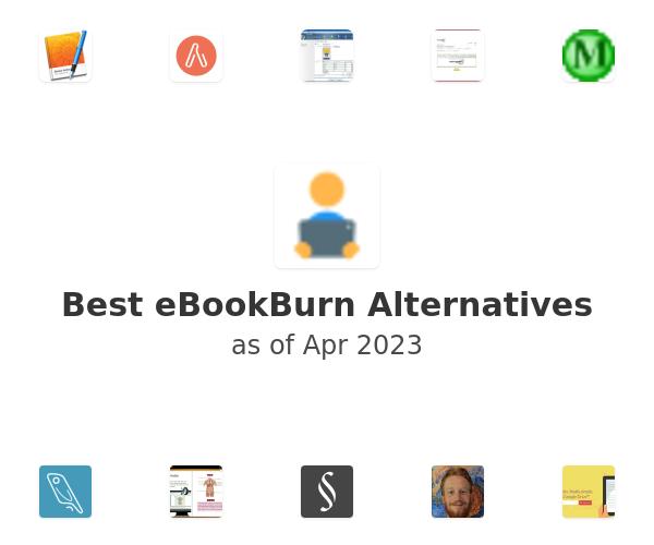 Best eBookBurn Alternatives