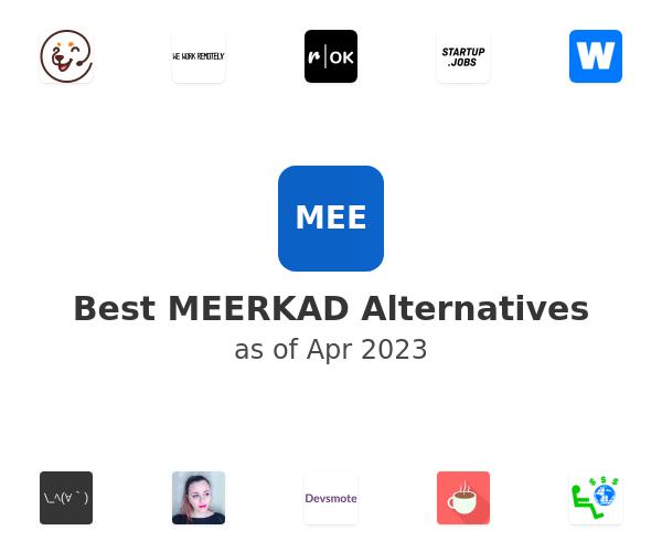 Best MEERKAD Alternatives