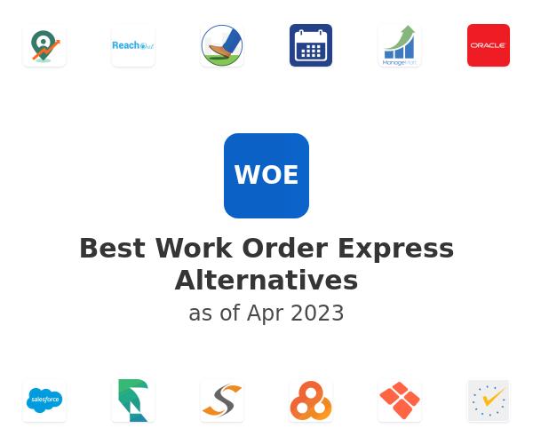 Best Work Order Express Alternatives