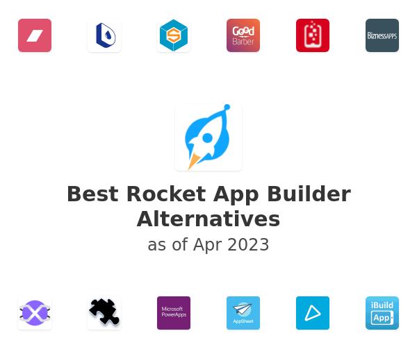 Best Rocket App Builder Alternatives