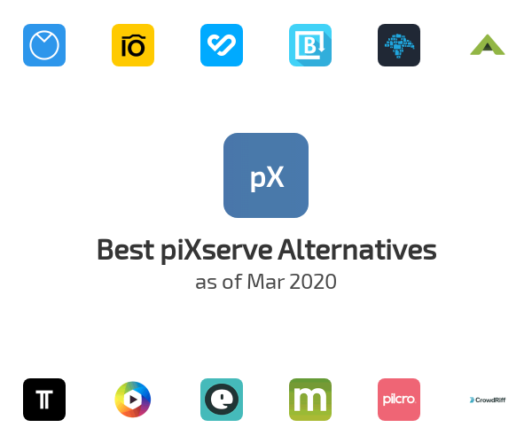 Best piXserve Alternatives