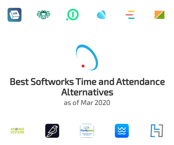 Best Softworks Time and Attendance Alternatives