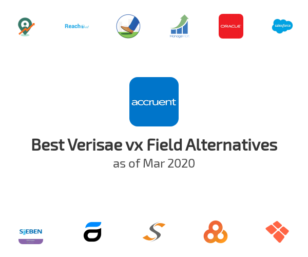 Best Verisae vx Field Alternatives