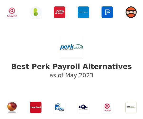 Best Perk Payroll Alternatives