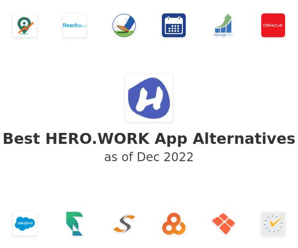 Best HERO.WORK App Alternatives
