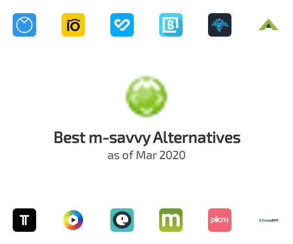 Best m-savvy Alternatives