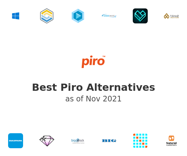 Best Piro Alternatives