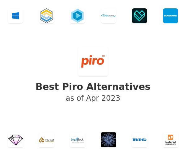 Best Piro Alternatives