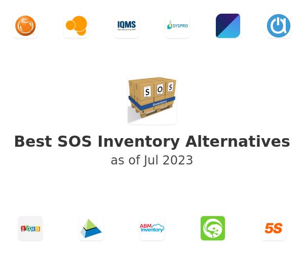 Best SOS Inventory Alternatives