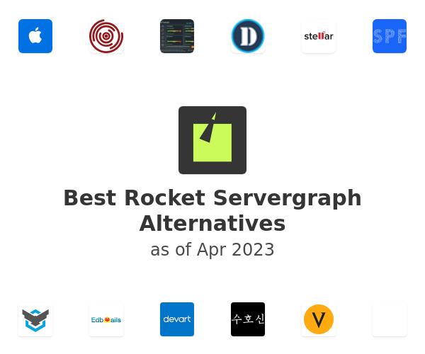 Best Rocket Servergraph Alternatives