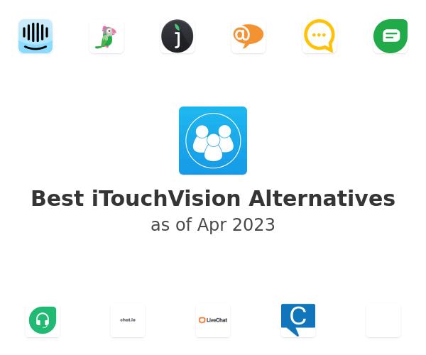 Best iTouchVision Alternatives