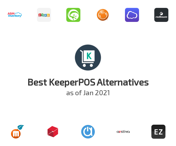 Best KeeperPOS Alternatives