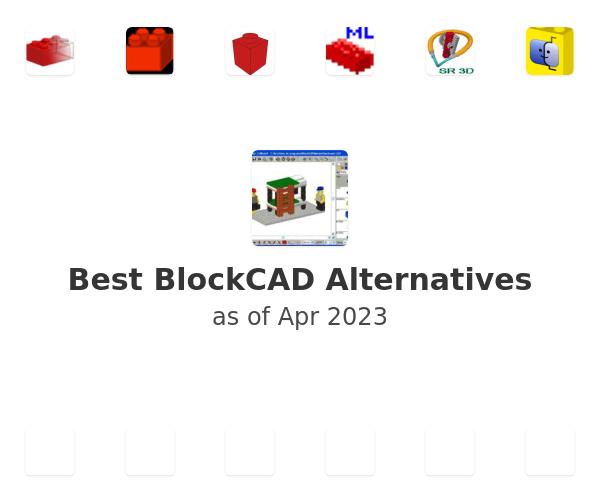 Best BlockCAD Alternatives
