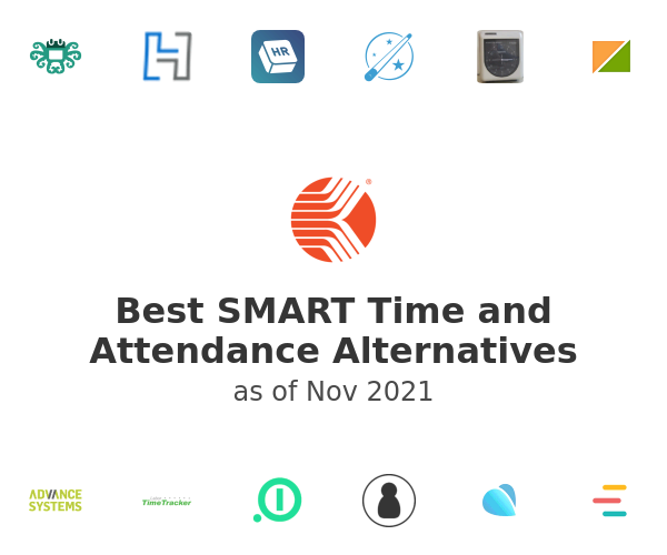 Best SMART Time and Attendance Alternatives