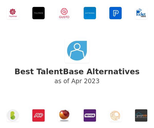 Best TalentBase Alternatives