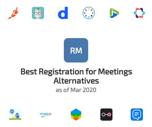 Best Registration for Meetings Alternatives