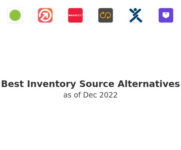 Best Inventory Source Alternatives