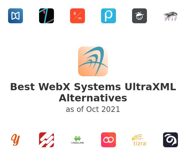 Best WebX Systems UltraXML Alternatives
