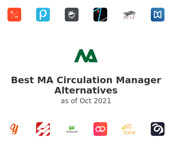 Best MA Circulation Manager Alternatives