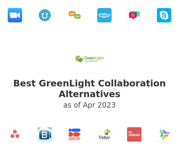 Best GreenLight Collaboration Alternatives